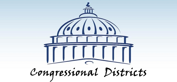Congressional Districts in the USA